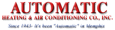 Automatic Heating and Air Conditioning